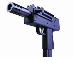 Pistola Amatrelladora MPA Submachine Gun