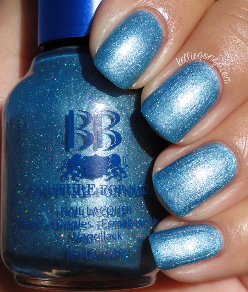 BB Couture - Glass Slipper // kelliegonzo.com