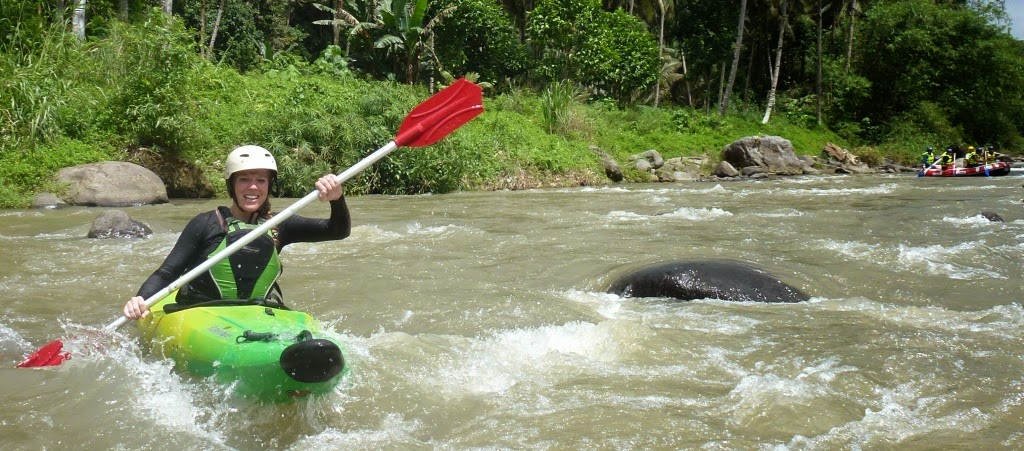 North Sulawesi - Paradise for kayakers