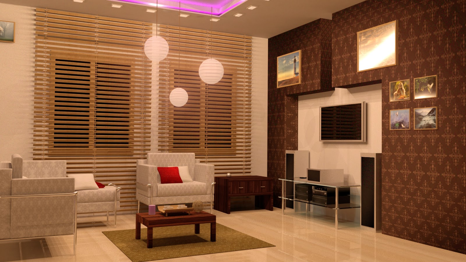 Althaf Khan Designs 3D Interior Design