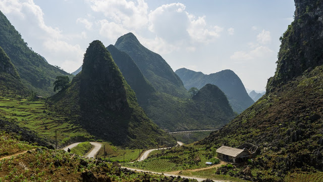 Đèo Mã Pí Lèng (Hà Giang)
