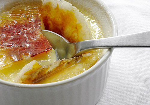 Sweet Treats for Everyone: Easy Creme Brulee