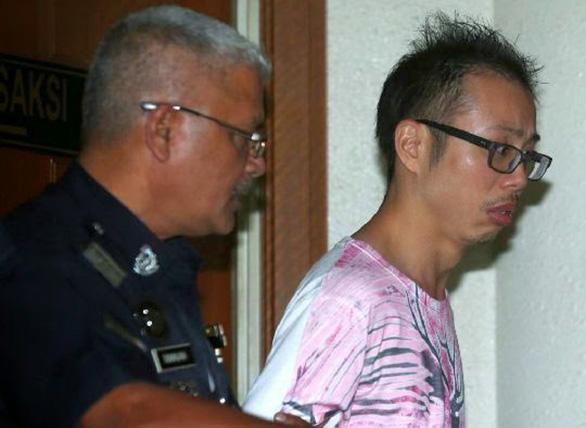 Chow Jack Hina Nabi Terima Hukuman - Hairan Blog