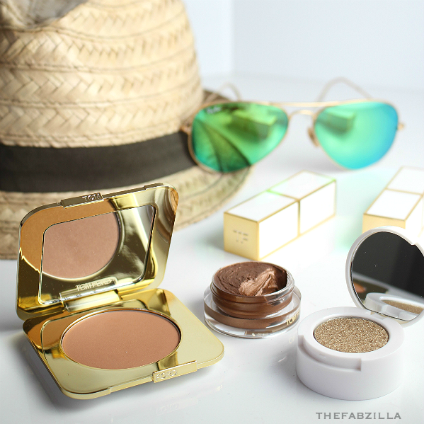 Tom Ford Summer 2015 Soleil Collection, Tom Ford Bronzing Powder Gold Dust, Tom Ford Cream & Powder Eye Color Naked Bronze, Review, Swatch, photos, tom ford lip sheer review, tom ford eyeshadow review