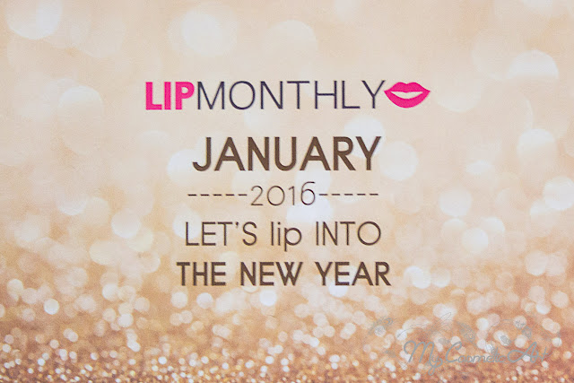 Lip Monthly de enero de 2016
