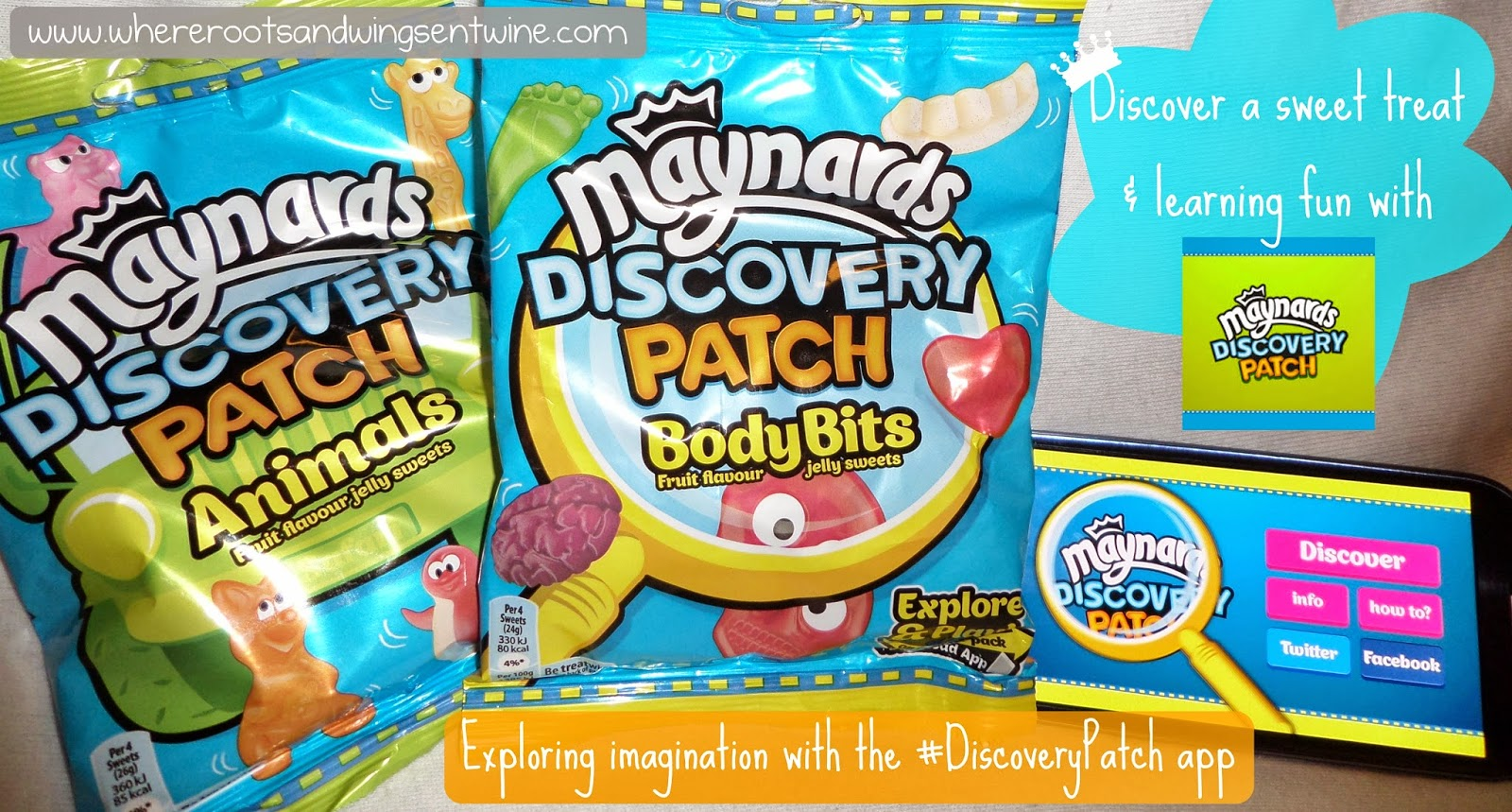 #DiscoveryPatch, shop, sweets, educational