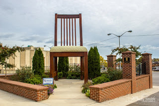The Big Chair, by Judy Parsons Smith