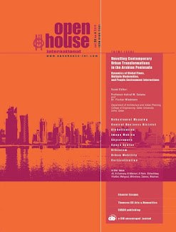 OHI Special Issue: Unveiling Urban Transformations in the Arabian Peninsula