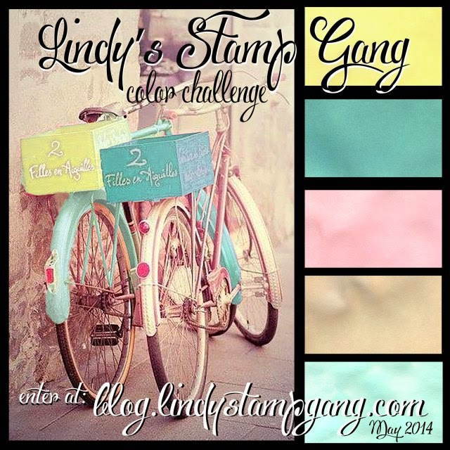 http://blog.lindystampgang.com/2014/05/01/may-2014-color-challenge-new-flat-fabio-collection-release/