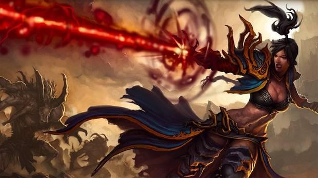 Personagens do Diablo 3