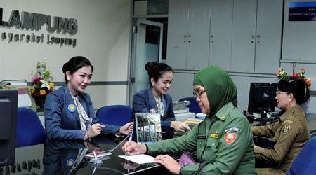 Nomor Call Center Customer Service Bank Lampung