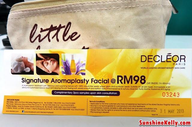Decleor Signature Aromaplasty Facial Voucher