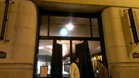 Restaurant Terroir Parisien Yannick Alléno Paris 05 ème.