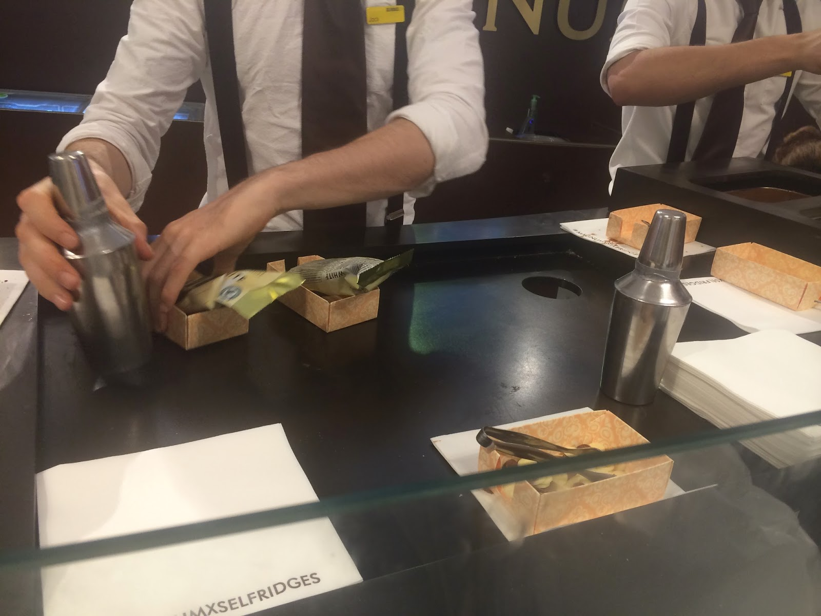 Make Your Own Magnum at Selfridges #Magnumxselfridges