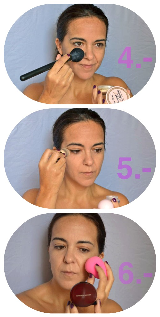 Tutorial_Daily_Make_Up_Too_Faced_Benefit_Beauty_Blender_Kevyn_Aucoin