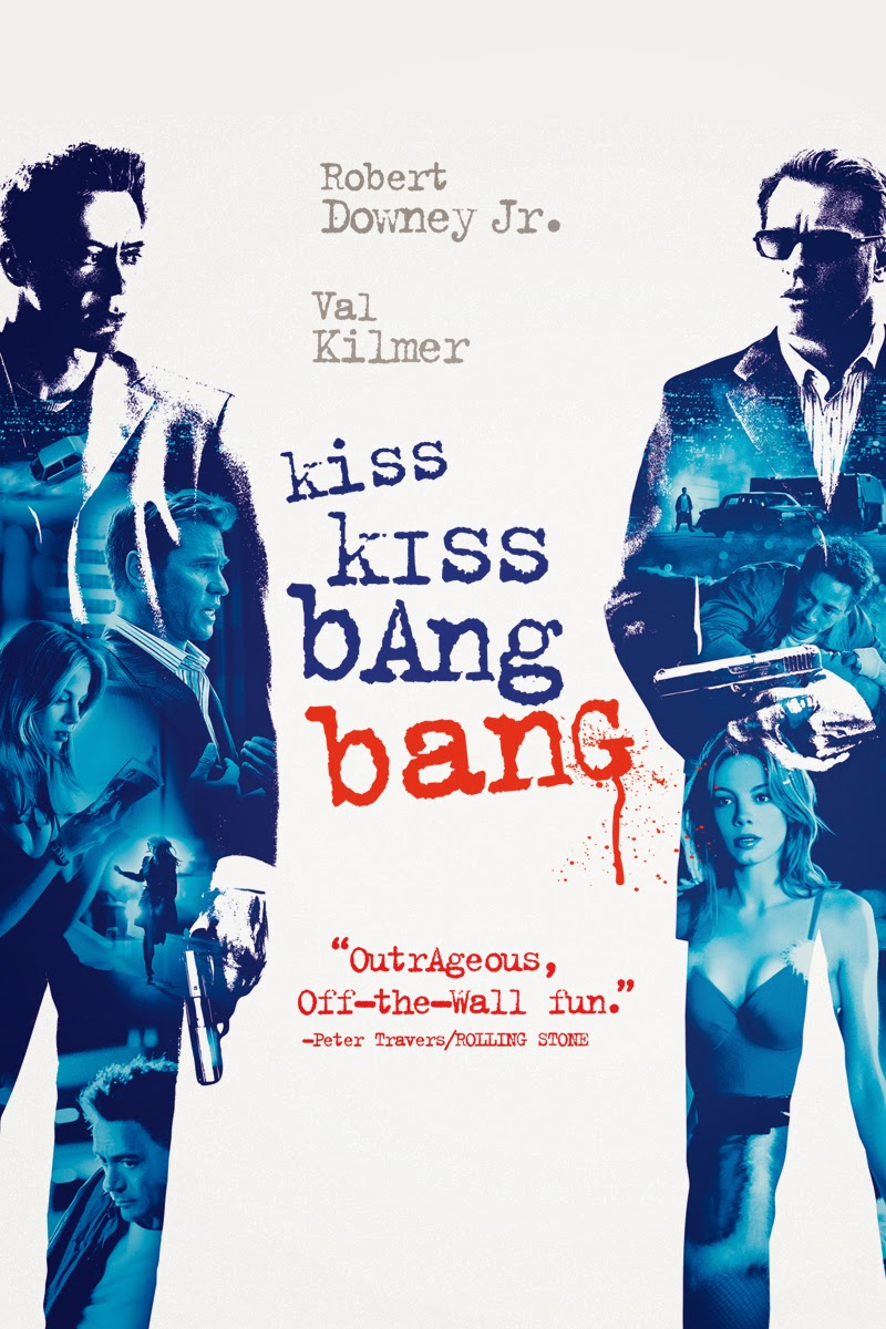 Kiss Kiss Bang Bang film 2005 poster