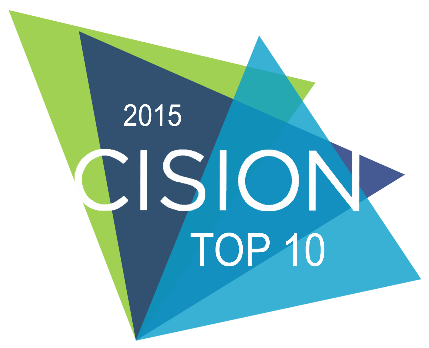 Cision Top Ten