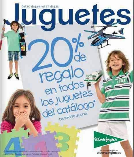 catalogo ECI juguetes de verano 2014