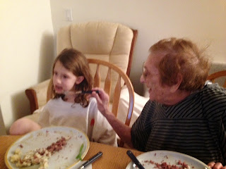 How The Best Alzheimer's Caregiver I Know Cares – and She's Only Seven Years Old!