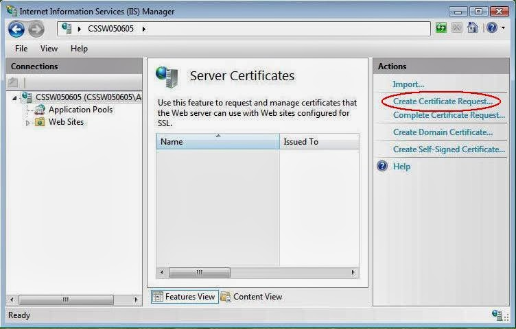 Gerry Hampson Device Management Direct Access Easy Step 2 Certificates