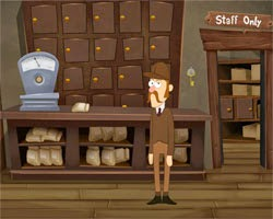 Juegos de Escape Sherlock Holmes - The Tea Shop Murder Mystery