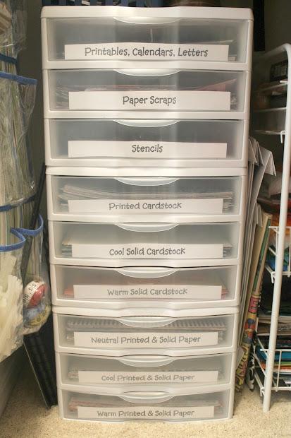 Organize Paper Clutter Office