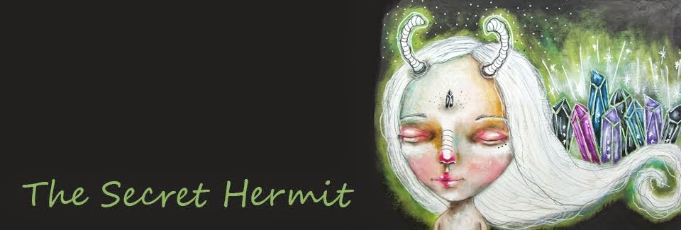 The Secret Hermit