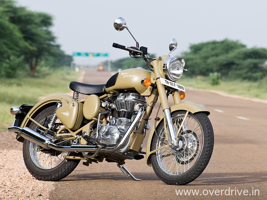 2wheelsindia Royal Enfield Classic 500 Upgraded Classic