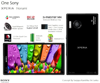 Sony Xperia i1 Honami, new Sony Xperia, full HD video