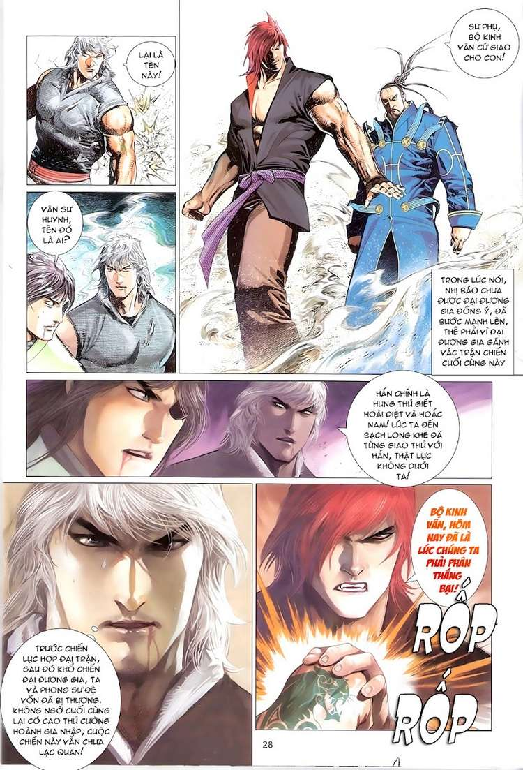 Phong Vân chap 626 Trang 28 - Mangak.info