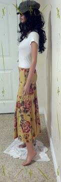 Golden Floral Sassy