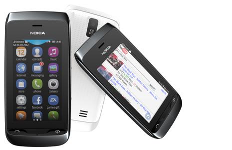 Harga dan Spesifikasi Nokia Asha 309 Terbaru