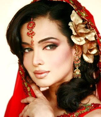 Pakistan actress Model Amina Haq Photo