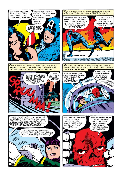 Captain America (1968) Issue #212 #126 - English 5
