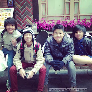 Foto Coboy Junior di Korea