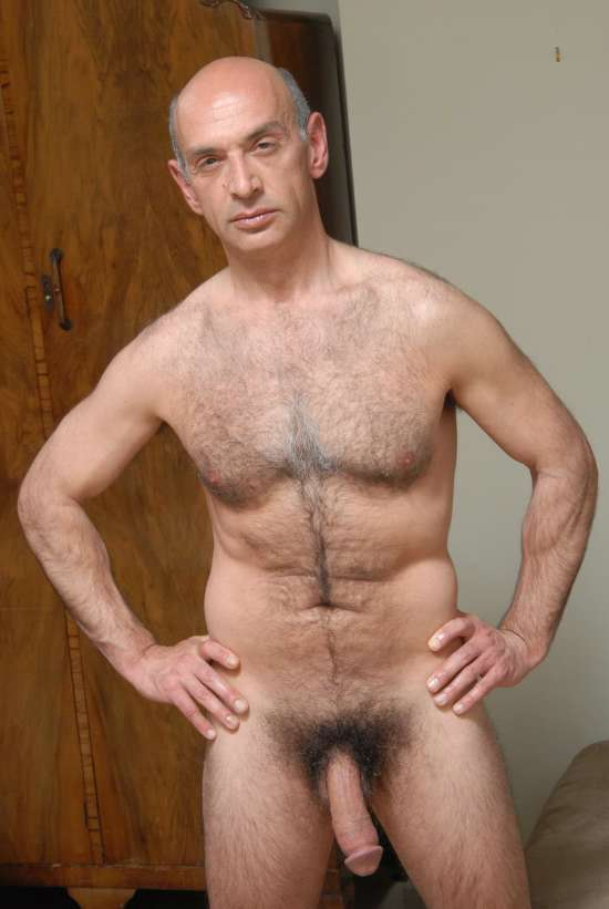 Daddy Hairy Men