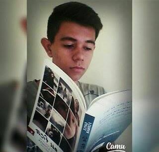 Jovem Escritor: Ítalo Olveira