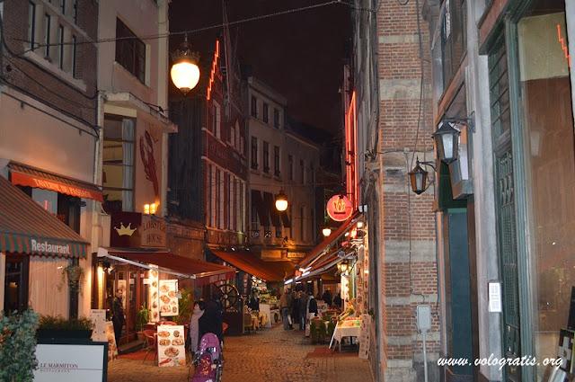 diario di viaggio a bruxelles di notte