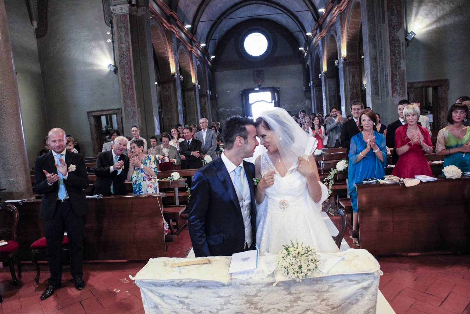 Le nozze anni 39 50 di caterina e daniele un tuffo nel for Tiffany sito americano