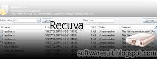 Recuva Professional Crack Portable Free Download