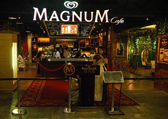 Magnum Cafe Jakarta