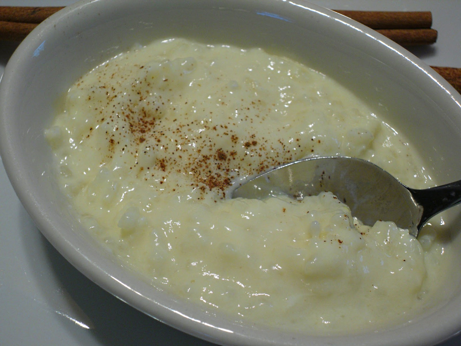 Comfy Cuisine: Mom's Old-Fashioned Rice Pudding