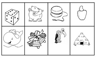 Bingo ilustrado silabas simples 3