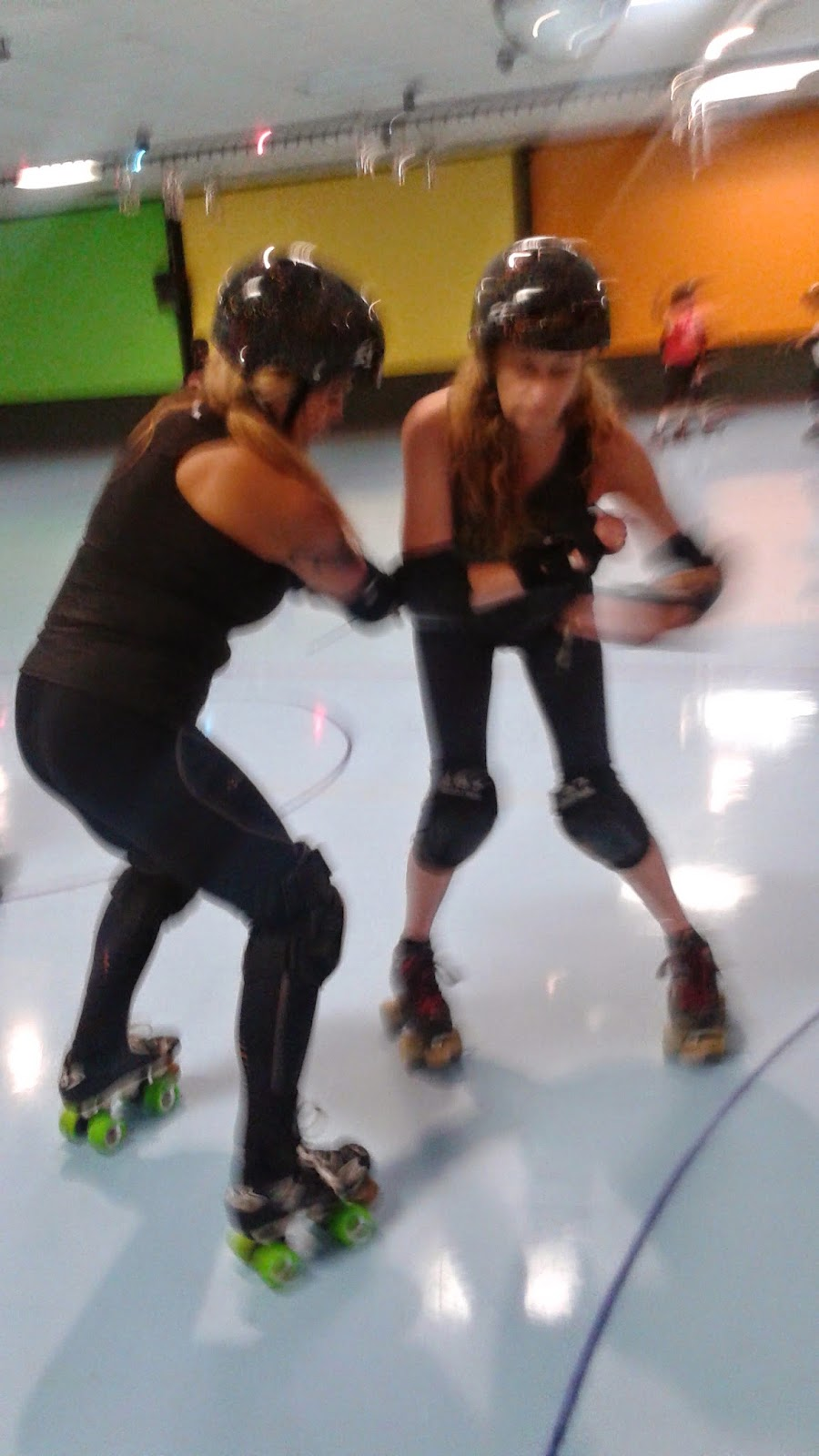 Roller skating rink rohnert park - How Are You Effective As The 4th Blocker
