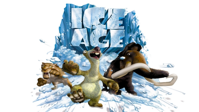Kỷ Băng Hà, Ice Age