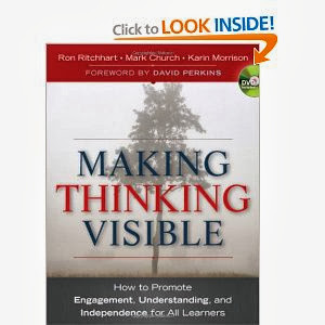 Making Thinking Visible the book