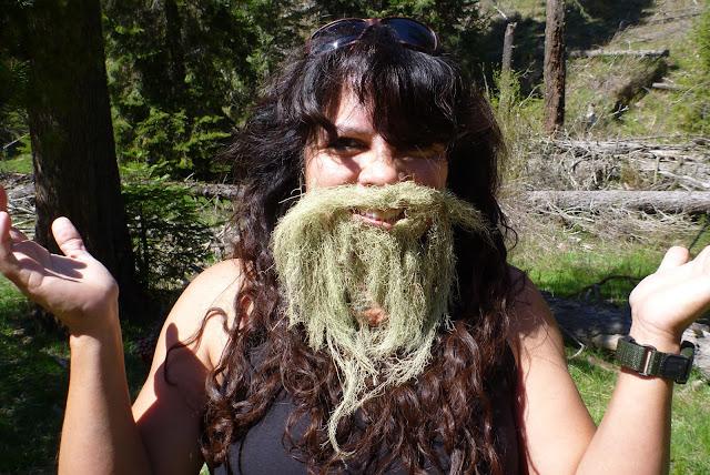 Moss beard!