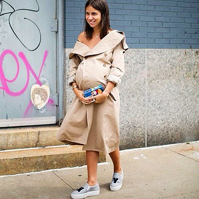 Natasha Goldenberg baby girl