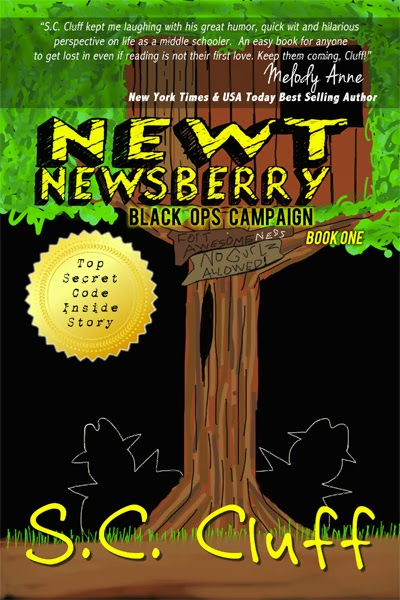 Newt Newsberry Black Ops Campaign