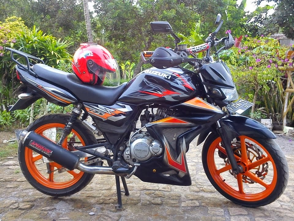 Modifikasi Thunder 125